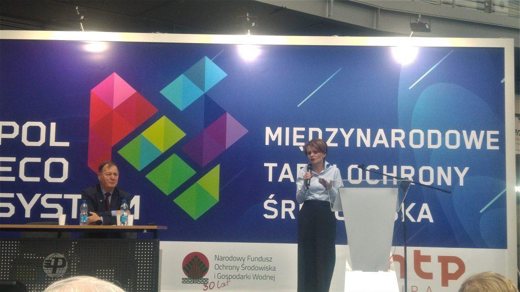 Minister Emilewicz